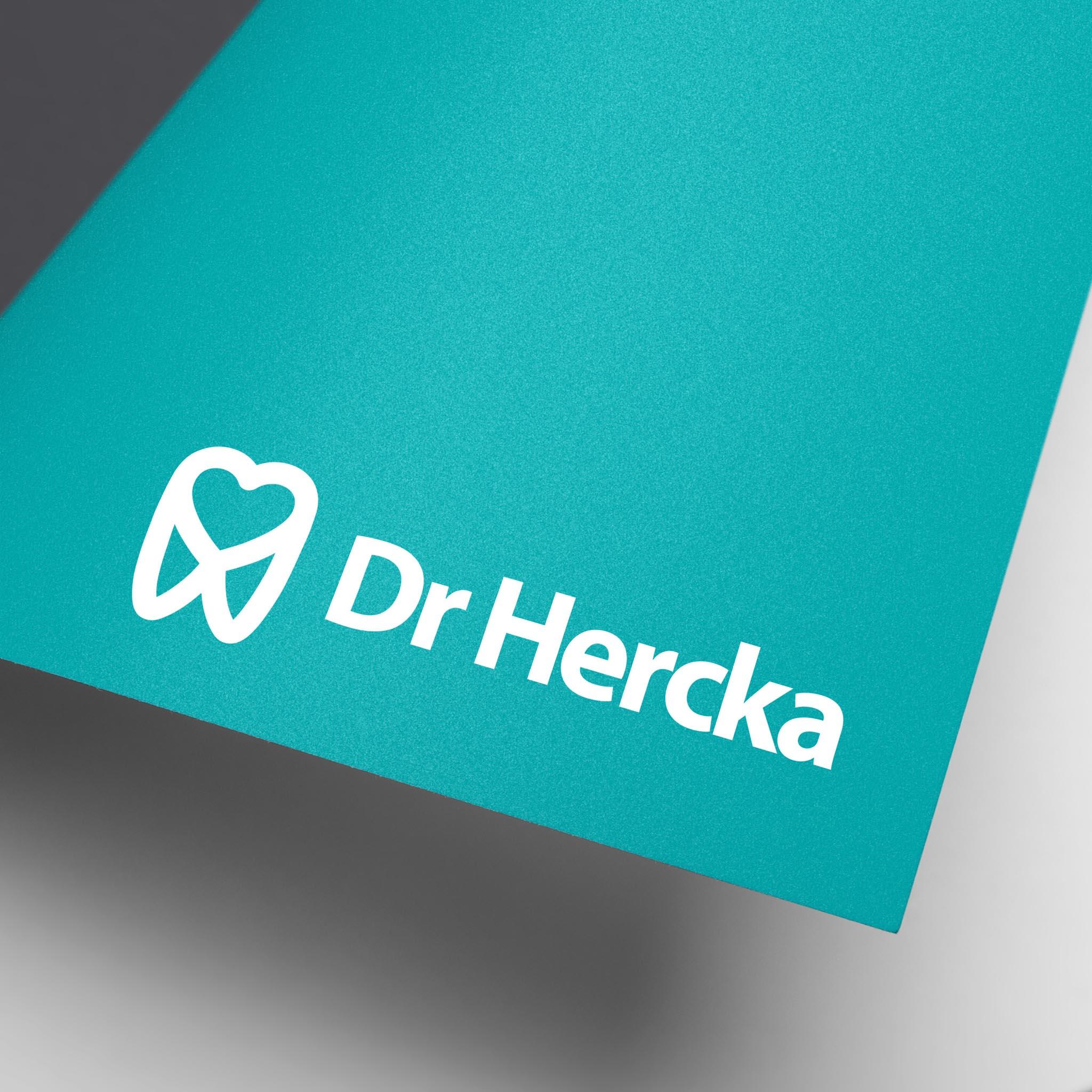 Dr Hercka logo