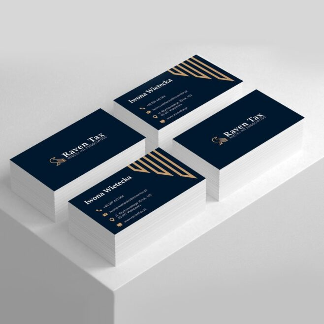 wizytówki projektowanie gliwice